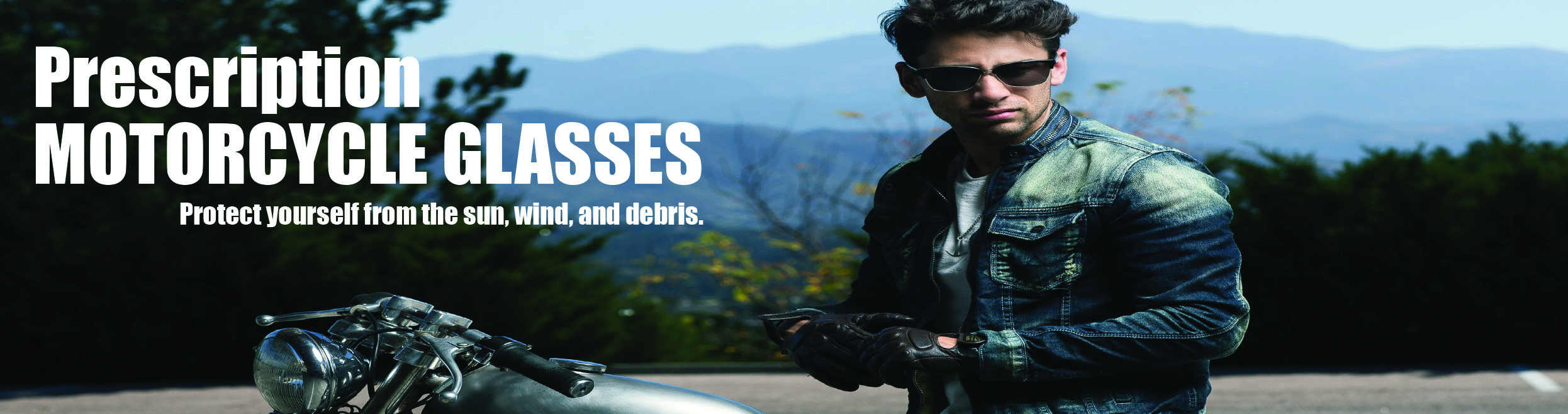 30832919d40 Anti-scratch coating makes sense if you worry about small pebbles hitting  your eyewear during off-road trips. Goggles make sense for high-speed rides  in ...